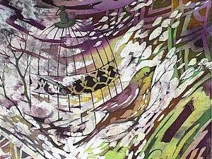 Птичница или мои птицы   Ярмарка Мастеров - ручная работа, handmade