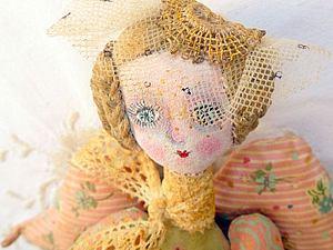 Мастер-класс:  Запекаемая, расписная кукла Мадам Бубенцова.   Ярмарка Мастеров - ручная работа, handmade