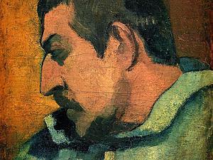 Зачем Ван Гог отрезал себе ухо. Часть 2: Гоген. Ярмарка Мастеров - ручная работа, handmade.
