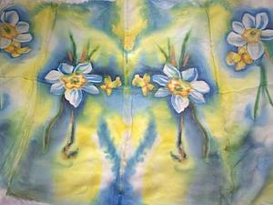 ТОВАР ДНЯ 17 апреля - шелковый лоскут! | Ярмарка Мастеров - ручная работа, handmade