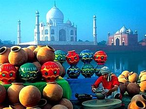 Вдохновляющая Индия. Ярмарка Мастеров - ручная работа, handmade.