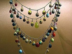 Традиции, проверенные временем: знаменитые пасхальные ожерелья. Ярмарка Мастеров - ручная работа, handmade.