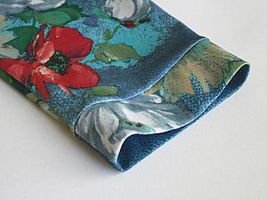 Три варианта обработки низа рукава из деликатных тканей. Ярмарка Мастеров - ручная работа, handmade.