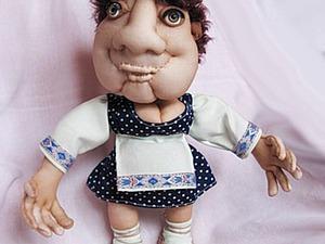 Делаем подружку Домового — куклу Домовушку. Ярмарка Мастеров - ручная работа, handmade.