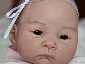 Как ухаживать за куклой-реборн | Ярмарка Мастеров - ручная работа, handmade