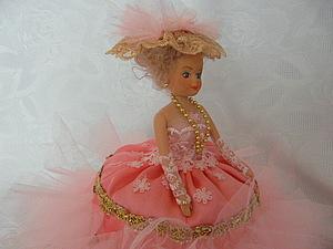 Новая кукла Барби-шкатулка | Ярмарка Мастеров - ручная работа, handmade