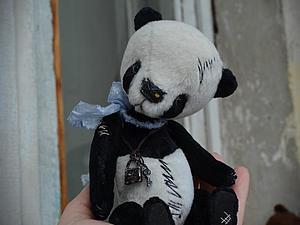 Линг-маленькая панда... | Ярмарка Мастеров - ручная работа, handmade