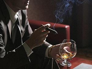 виски и сигары фото