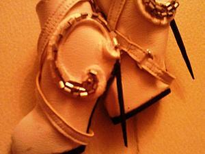 Шьем ботильоны для куклы. Часть первая. Ярмарка Мастеров - ручная работа, handmade.