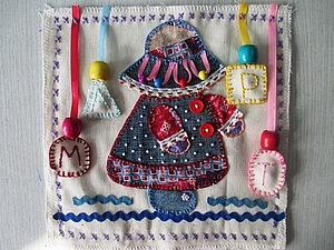 Развивающий календарь для дочки. Март. Ярмарка Мастеров - ручная работа, handmade.