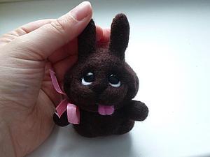 (Закрыт!) Мой зайка на Благотворительном аукционе для Мастера ЯМ! | Ярмарка Мастеров - ручная работа, handmade