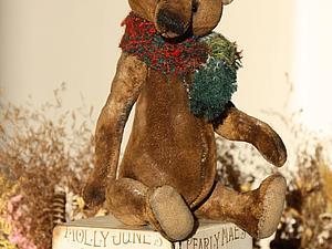 Аукцион на мини мишку Тедди Трюф | Ярмарка Мастеров - ручная работа, handmade