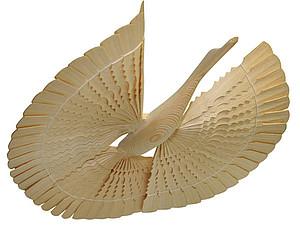 Деревянная птица счастья -  славянский оберег для дома.   Ярмарка Мастеров - ручная работа, handmade