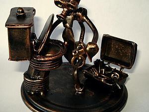"Мастер-класс: ""Слесарь Афоня"". Ярмарка Мастеров - ручная работа, handmade."