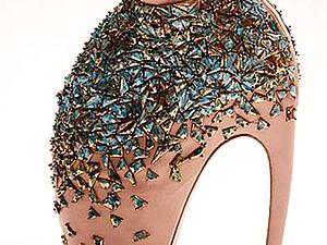 Необычная обувь часть 2 | Ярмарка Мастеров - ручная работа, handmade