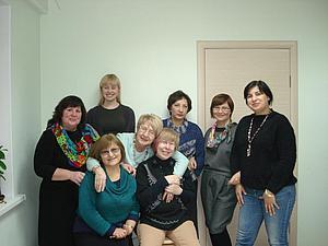 Отчёт о мастер-классе  Ирины Спасской в Омске   Ярмарка Мастеров - ручная работа, handmade