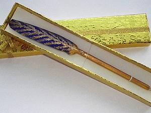 Буквы разные писать, Тонким перышком в тетрадь.. | Ярмарка Мастеров - ручная работа, handmade