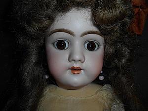 Кукла  на палочке   Ярмарка Мастеров - ручная работа, handmade