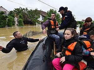Поможем пострадавшим от наводнения в Сербии вместе! | Ярмарка Мастеров - ручная работа, handmade