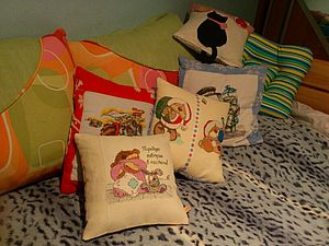 Подушки для волшебного сна | Ярмарка Мастеров - ручная работа, handmade
