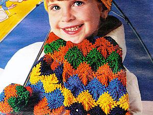 SOS! Объясните схему вязания крючком | Ярмарка Мастеров - ручная работа, handmade