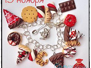 МК «Вкусное» украшение без лишних калорий!! | Ярмарка Мастеров - ручная работа, handmade