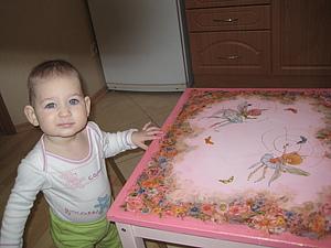 Мебель для малышки | Ярмарка Мастеров - ручная работа, handmade