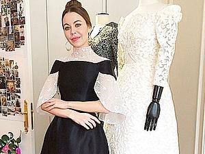 Неделя высокой моды в Париже: коллекция Ulyana Sergeenko весна-лето 2015   Ярмарка Мастеров - ручная работа, handmade