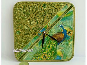 Мастер-класс - Часы в этническом стиле | Ярмарка Мастеров - ручная работа, handmade