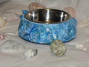 Аукцион на миску Волна | Ярмарка Мастеров - ручная работа, handmade