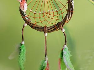 Плетем ловца снов