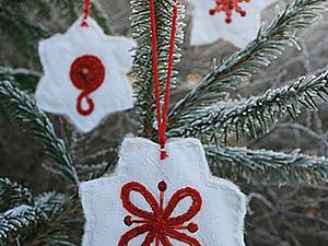 Рождественские звезды, или цветы, или просто геометрия   Ярмарка Мастеров - ручная работа, handmade