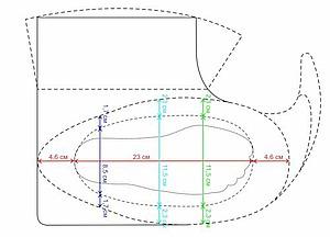 Построение выкройки для валяной обуви   Ярмарка Мастеров - ручная работа, handmade