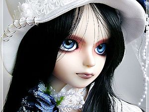 Красивые готические куклы изоражения