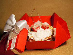 Коробка - бонбоньерка | Ярмарка Мастеров - ручная работа, handmade