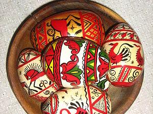 Что делать с крашеными яйцами   Ярмарка Мастеров - ручная работа, handmade