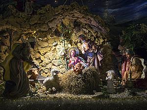 Рождественский вертеп: из истории возникновения символа чудесного праздника. Ярмарка Мастеров - ручная работа, handmade.