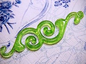 Идеи для декора, украшений из эпоксидной смолы | Ярмарка Мастеров - ручная работа, handmade