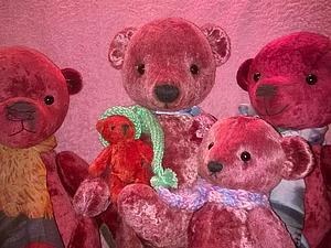 Лопоухий десант на Хелло Тедди | Ярмарка Мастеров - ручная работа, handmade