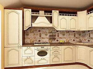 Кухни цвета мяты в стиле прованс