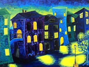 Ночные беседы   Ярмарка Мастеров - ручная работа, handmade