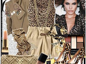 Как правильно носить, и с чем сочетать леопардовый принт | Ярмарка Мастеров - ручная работа, handmade