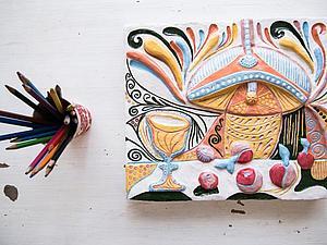 Вдохновляясь Пикассо | Ярмарка Мастеров - ручная работа, handmade