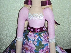 Как сшить куклу тильду «Наташенька». Ярмарка Мастеров - ручная работа, handmade.