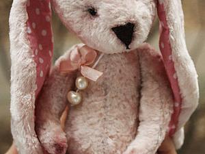 Предновогодняя Конфетка!!!! Тедди зайка!) | Ярмарка Мастеров - ручная работа, handmade