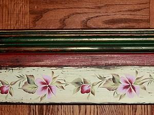 Роспись мебельного фасада для мастер-класса   Ярмарка Мастеров - ручная работа, handmade