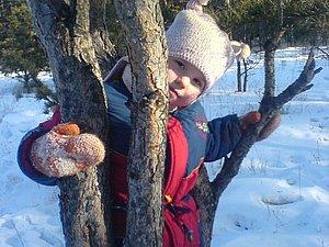 Теплая одежда для холодной зимы. Часть 4. | Ярмарка Мастеров - ручная работа, handmade