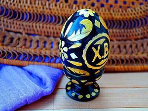 Мастер-класс: пасхальное яйцо в стиле «соломка». Ярмарка Мастеров - ручная работа, handmade.