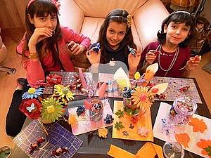 Выездные мастер-класс для детского праздника | Ярмарка Мастеров - ручная работа, handmade
