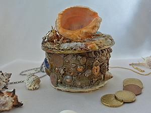 Идея декорирования копилки, handmade